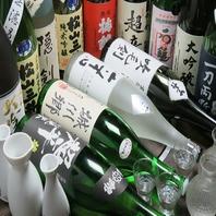 飲み放題でも愛媛自慢の地酒をお楽しみいただけます!