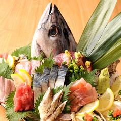 銀座 魚ばか はなれのおすすめ料理1