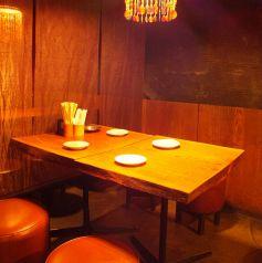 テーブル4名席☆お仕事帰りや飲み会に