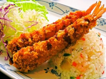 科博レストランのおすすめ料理1