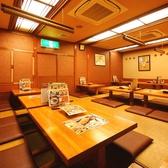 酔虎伝 梅田阪急東通り店の雰囲気3
