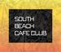 SOUTH BEACH CAFE CLUBのロゴ