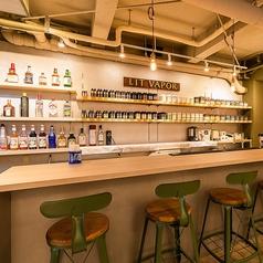 LIT VAPOR Cafe&Barの写真