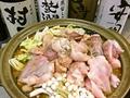 料理メニュー写真あんこう鍋(予約のみ)