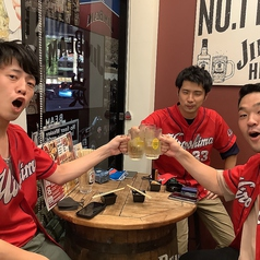 廣島ハイボール酒場 810 エキシティの雰囲気1