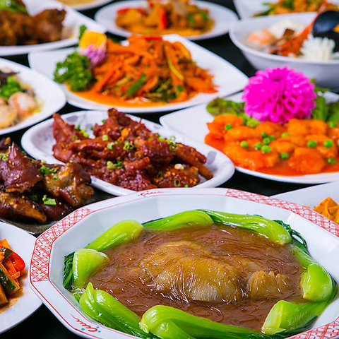 <タッカマンリorホルモン鍋orプデチゲ>選べる韓国鍋が楽しめるコース全9品2980円