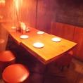 テーブル4名席☆