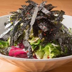 料理メニュー写真■山盛りチョレギサラダ