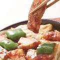 料理メニュー写真回鍋肉(ホイコーロー)