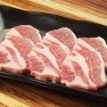 料理メニュー写真豚カルビ【たれ・塩】