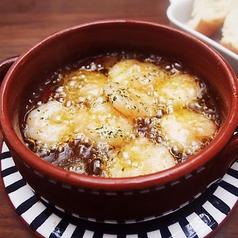 料理メニュー写真エビのアヒージョ(ガーリックオイル煮)