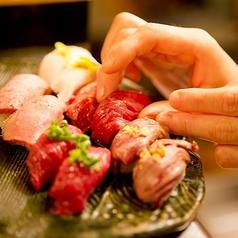 学芸大学前 肉寿司の写真