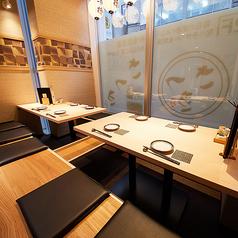 個室で味わう彩り和食 さつき 池袋東口店の写真