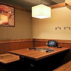 牛繁 ぎゅうしげ 上野広小路店の雰囲気3