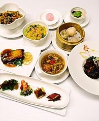 近江八幡 中国料理 沙羅のコース写真