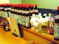 紹興酒はボトルキープも可能♪