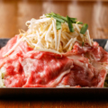 料理メニュー写真春・夏の名物『神戸牛ホルモン鉄板焼』
