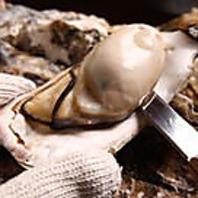 市内唯一、牡蠣小屋スタイル
