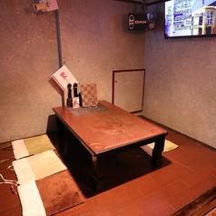 テーブル席もご用意!宴会もお受けできます!2次会や終電までのちょっとした空き時間に!!