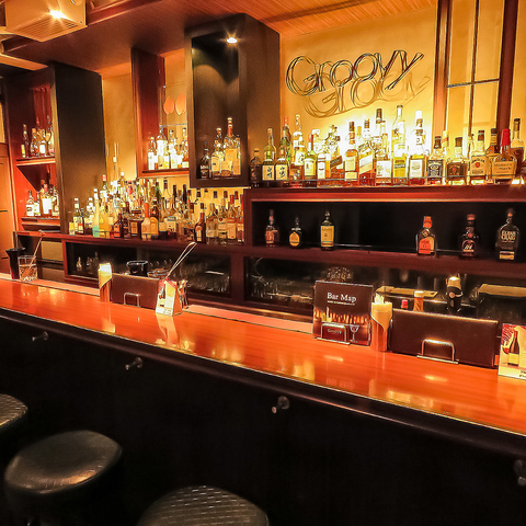 Stylish Bar Groovy 市川店