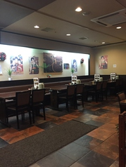 レストラン ハロー 千早店の雰囲気1