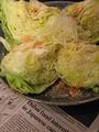 料理メニュー写真【夏季・数量限定1日8食!】まるごとレタスサラダ