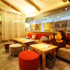 猿カフェ 猿cafe 岐阜店の雰囲気1