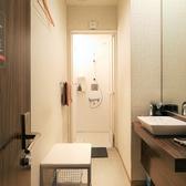 シャワー室完備。充実のアメニティー♪ご利用の際はフロントにお申し付けください!※別途シャワー利用料金が発生致します。