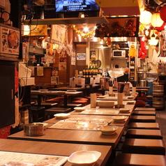 肉神 ニクガミ 渋谷 肉横丁の雰囲気1