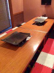 小宴会に最適なお部屋! 6名様から20名様でお使いできるお部屋です。