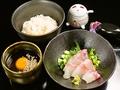 料理メニュー写真宇和島の漁師めし 鯛めし