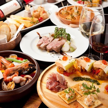 ワインバル うきしま倉庫のおすすめ料理1
