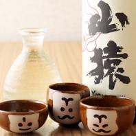"""""""山口県産""""地酒の品揃えは都内でもトップクラス!"""