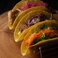 料理メニュー写真食べるべき逸品!メキシカンと言えば!タコス!