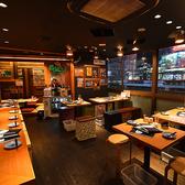50名様以上のご宴会の際には店舗丸ごと貸切がお薦め!ホールテーブル席・BOX席・個室&半個室など店全ての席をご利用頂けます。