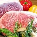 料理メニュー写真くまもと黒毛和牛 『プレミアム和王』のステーキ