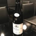 シモンビーズを始めとするオーガニックワイン。なかなか味わえないワインを是非ご賞味ください。