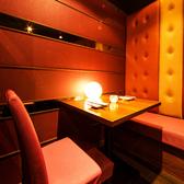 新宿店は扉付個室席を豊富にご用意!さまざなシーンにご利用いただけます!女子会・合コンに◎isariイサリ新宿東口店にてお待ちしております。