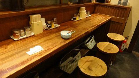 ますたに 京都駅ビル拉麺小路店|店舗イメージ4