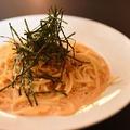料理メニュー写真本日のおすすめ茹で上げパスタ