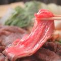 料理メニュー写真神戸牛すきやきコース