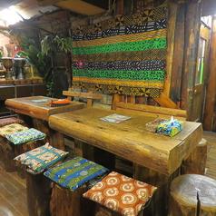 JAY'S Restaurant Cafe Africa Heritage ジェイズ R&C アフリカ ヘリテイジの雰囲気1