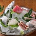 料理メニュー写真その日、入荷した採れたての新鮮なお刺身をご用意させていただきます。