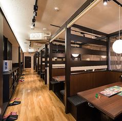寿司 しゃぶしゃぶ 焼肉 もがみ 松山空港通店の雰囲気1