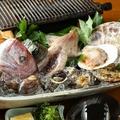 料理メニュー写真浜焼きSet