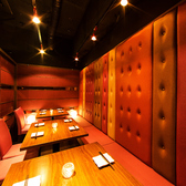 ◆洋風個室◆さまざまなシーンに合ったお席へとご案内させていただきます!用途に合わせてご活用下さい。人気のお席のご予約はお早めに!女子会・合コンに◎居酒屋をお探しなら当店へ!