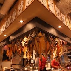 大衆炉端 フジヤマ桜 浜松町・大門店の雰囲気1