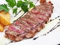 料理メニュー写真オーストラリア産!牛サーロインのタリアータ
