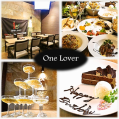 Dining Dj Bar One Lover (ワンラバー) 新宿店の写真