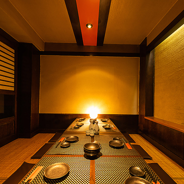 個室×美食テーブル MIYOSHI 池袋店の雰囲気1